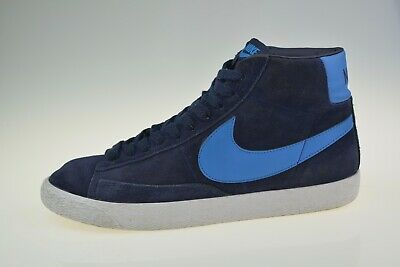 Nike Blazer Mid Suede 371761-440 Men's Trainers Size Uk 8