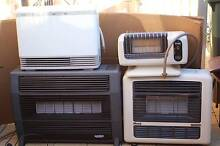 EVERDURE /RINNAI NATURAL GAS HEATER FOR SALE Campbelltown Area Preview