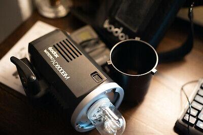 Godox Ad600bm 600w 1/8000s 2.4g Wireless Portable Outdoor Studio Flash