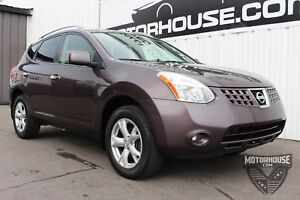 2010 Nissan Rogue SL CLEAN CARPROOF | AWD | HEATED SEATS | SU...