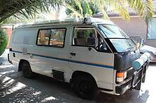 1988 Toyota Hiace Pop Top Campervan LWB Thornbury Darebin Area Preview