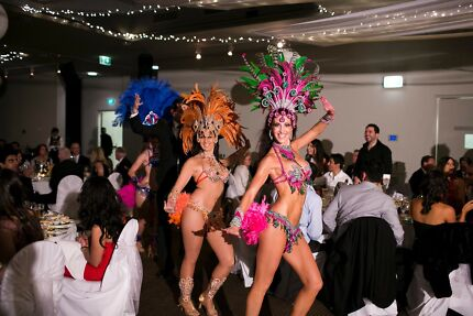 HENS PARTY DANCE LESSONS