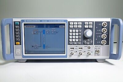Rohde Schwarz Smw200a Vector Signal Generator 100 Khz To 20 Ghz Wopt