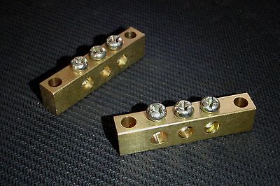 Grounding Bus Common Neutral Bar 18-8 Awg Gb3-42