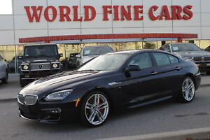 2015 BMW 650I xDrive Gran Coupe M-Package *Loaded*