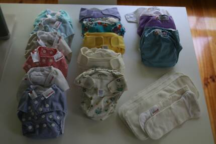 Modern Cloth Nappies EUC