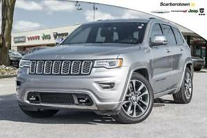 2017 Jeep Grand Cherokee Overland+NAV+ROOF+TOW+CO-CAR