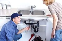 Plumber looking for extra jobs