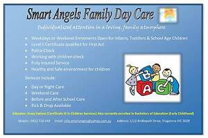 Smart Angels Family Day Care Truganina Melton Area Preview