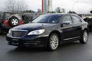 2013 Chrysler 200 Limited - ALLOY WHEELS, LEATHER, SUNROOF!