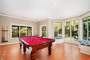 Billiard table (incl. delivery & installation) Eastwood Ryde Area Preview