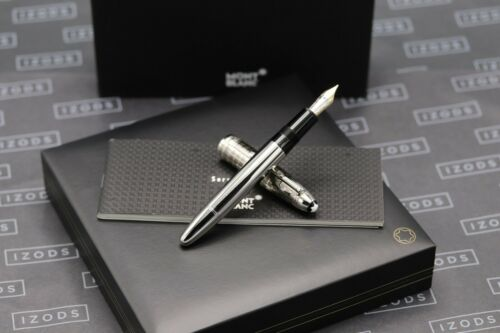 Montblanc Meisterstück Stainless Steel II LeGrand 146 Fountain Pen - UNUSED