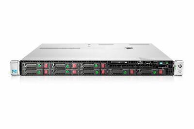 HP Proliant DL360p G8 SFF 8xBays/1x I-Xeon E5-2609 2.0GHz/4GB/P420i/1x750W