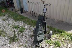 Advisor II - Prosimmon -  Set of 13 Golf Clubs + Bag + Cart Goolwa Alexandrina Area Preview