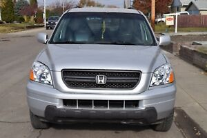 2003 Honda Pilot EX-L / 7 Seater / Tow Hitch /Fully Loaded