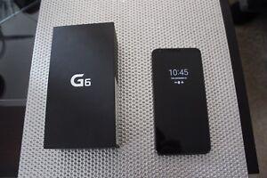 Lg g6 black 64gb unlocked