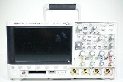 Keysight Used Msox3104t Oscilloscope Mixed Signal 416 Channel1ghz