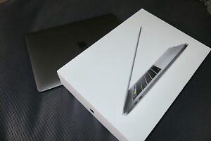 New 15in MacBook Pro 512gb