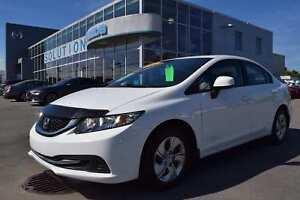2013 Honda Civic LX /AC/CRUISE/BLUETOOTH/
