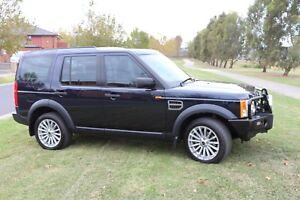 2005 Land Rover Discovery 3 HSE Series III Turbo Diesel 2.7 Auto