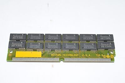 Micron Technology 739B MT24D236M-7 Ram Memory Stick , used for sale  Shipping to India