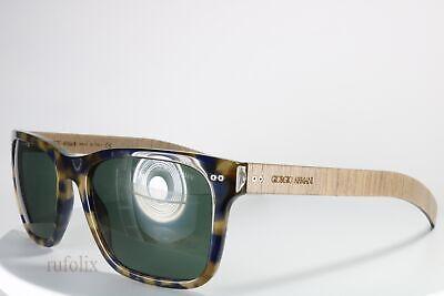 Giorgio Armani Designer Sunglasses AR 8062 5411/71 56mm Multi (Armani Wayfarer Sunglasses)