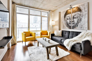 Apartment-Appartement DWTN- Wifi & Furnished NEW PRICE