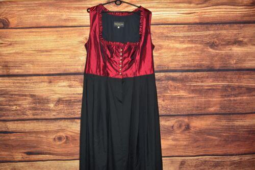 Dirndl dress Bavarian dress Oktoberfest dirndl dress  Cottagecore dres  Size XL