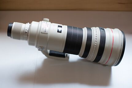 Canon 600mm f4 L IS USM