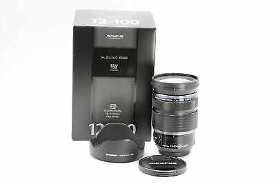 USED Olympus ED 12-100mm F4 IS PRO m4/3 Lens ACC240847  - $899.99