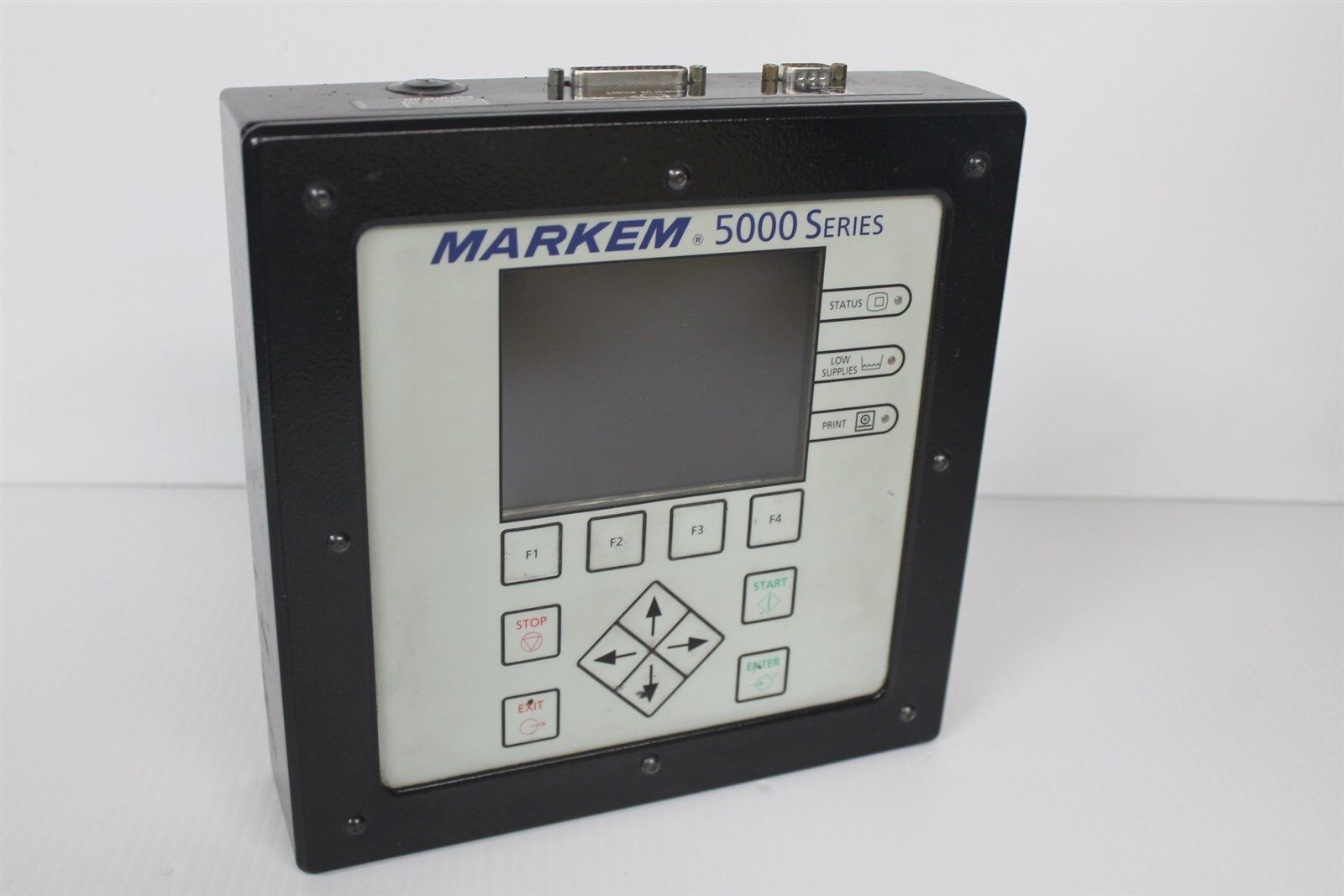 Markem 5000 Series Thermall Printer Operator Interface Panel