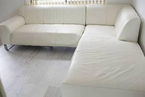 White Chaise Lounge Lake Munmorah Wyong Area Preview