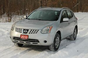 2010 Nissan Rogue S AWD | CERTIFIED