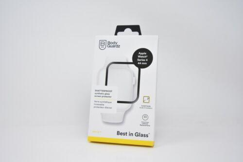 BodyGuardz PRTX Glass Screen Protector for Apple Watch Series 6/5/4 SE 44mm