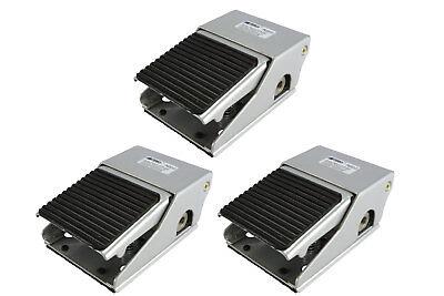 3 Lot Foot Pedal Control Valve 2 Position 3 Port 14 Npt Air Pneumatic Switch