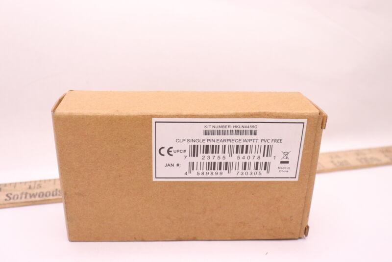"""Motorola Wired Earpiece Black 48"""" HKLN4455"""