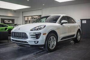 2015 Porsche Macan S Panoramique Camera