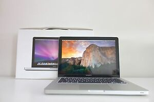 "MacBook Pro 13"" 2009 160gb 2GB ram + BONUS softwares + box Melbourne CBD Melbourne City Preview"