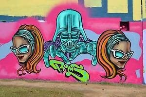 I CAN PAINT GRAFFITI ART MURALS ANYTHING FROM DECKS TO OFFICES Brisbane City Brisbane North West Preview