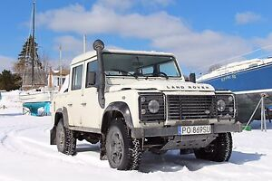 1998 land rover defender 110 pick up