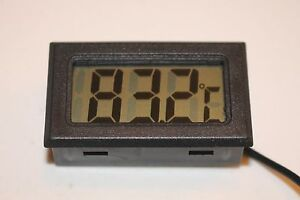Extreme Temperatures Digital LCD Thermometers - 2 Available Canning Vale Canning Area Preview