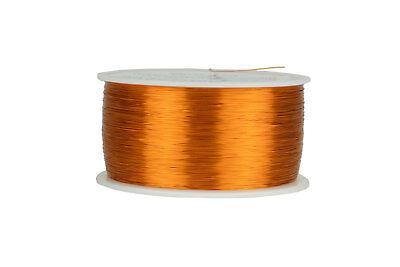 Temco Magnet Wire 32 Awg Gauge Enameled Copper 1lb 4888ft 200c Coil Winding