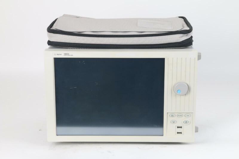 HP Agilent Keysight 16802A 68-Channel Portable Logic Analyzer, 1M, 250 MHz State