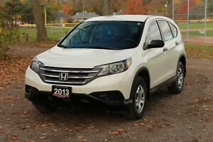 2013 Honda CR-V LX AWD | Bluetooth | Back-Up Camera | CERTIFIED