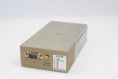 Efratom Lpro-101 Rubidium Frequency Standard 10mhz Pn102500-001