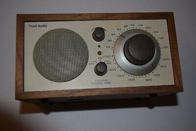 Tivoli Audio Henry Kloss Model One AM/FM Radio