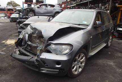 Wrecking E70 BMW X5 Turbo Diesel Guard Seat Sunroof Towbar Airbag Revesby Bankstown Area Preview