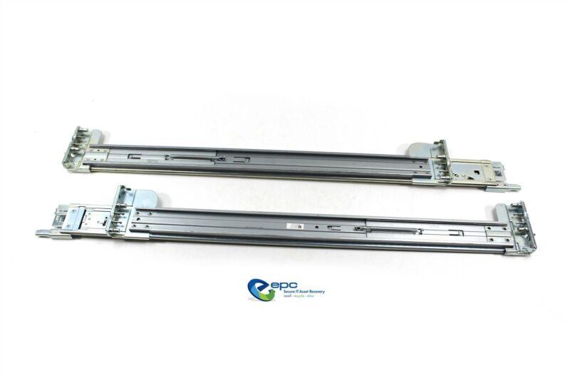 Dell 61KCY 0TKYT PowerEdge R510 R730 R720 R820 R830 2U B6 Sliding Rail Kit
