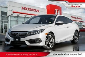 2016 Honda Civic EX-T w/Honda Sensing | Heated Seats, Rearview C