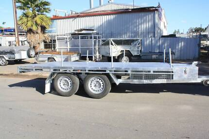 BUILT TOUGH FLAT BED TRAILER Willaston Gawler Area Preview